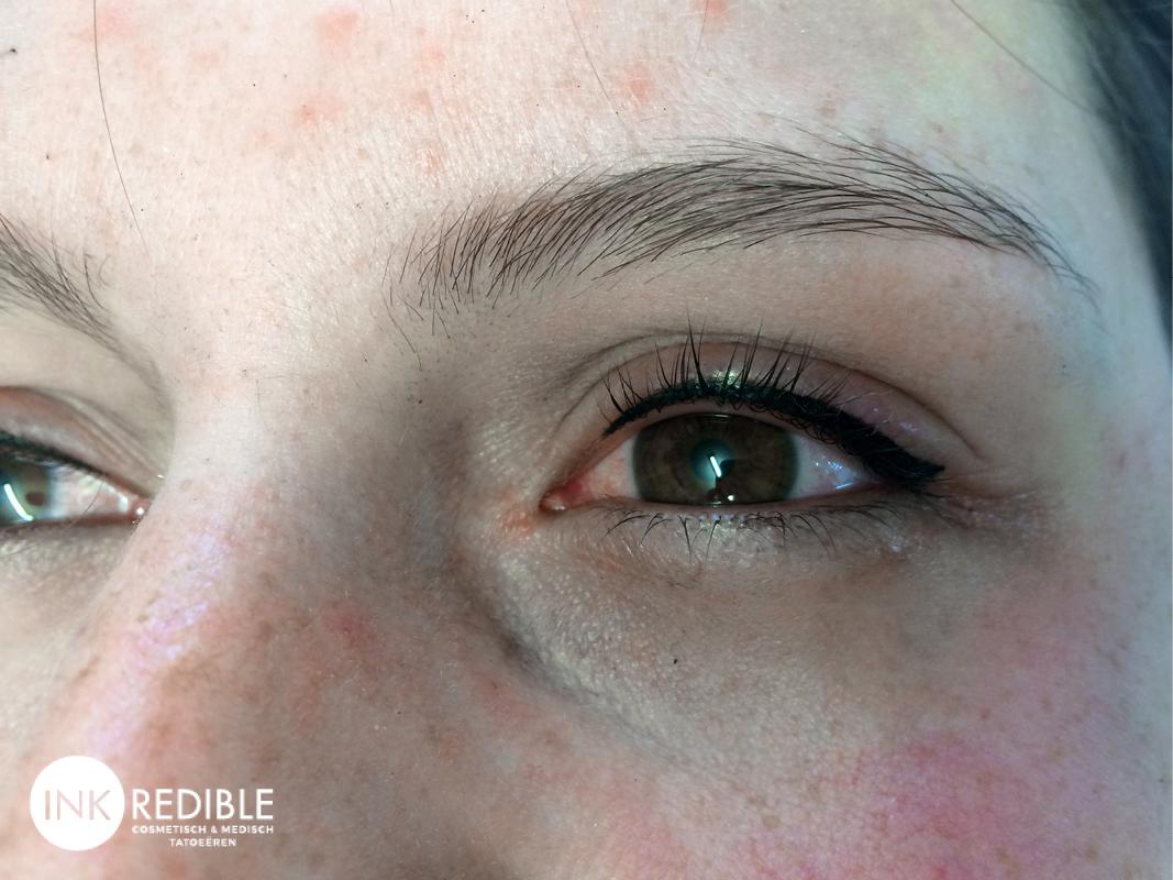 Eyeliner-kleur
